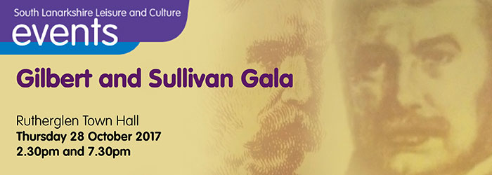Gilbert and Sullivan Gala