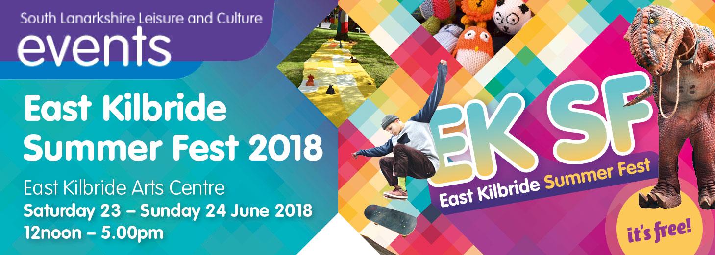 East Kilbride Summer Fest 2018