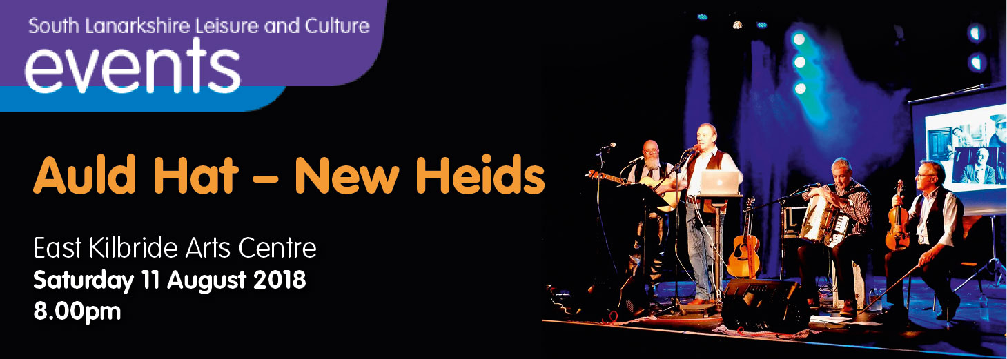 Auld Hat - New Heids