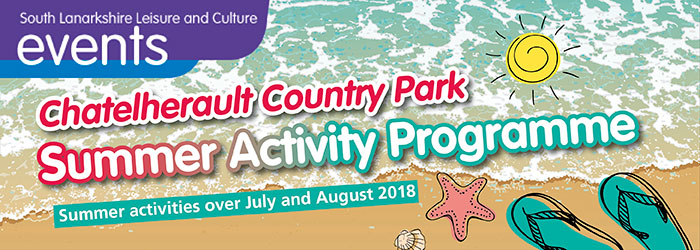 Chatelherault Summer Activity Programme