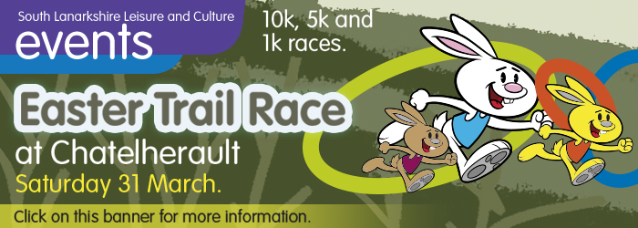 Easter Trail Race at Chatelherault Country Park