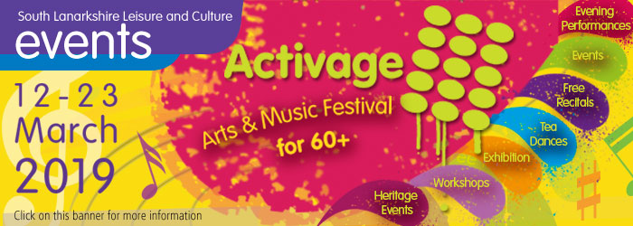 Activage Arts & Music Festival for 60+