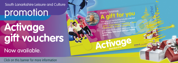 Activage Membership Gift Voucher, the Perfect Present