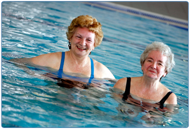 Adults-all-levels swimming lessons at South Lanarkshire Leisure and Culture