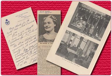 WW2 Women's Volunteer Service