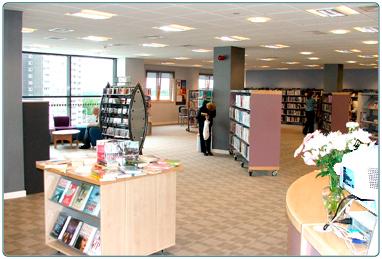 Cambuslang Library