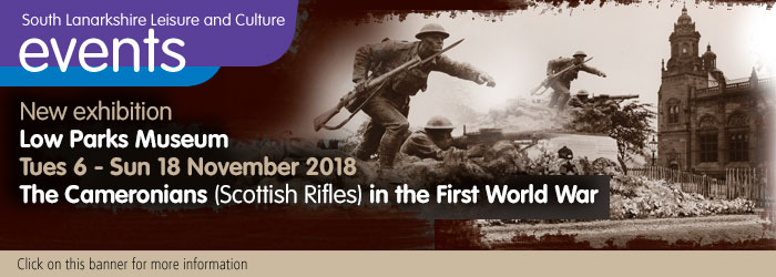 Cameronians Exhibition