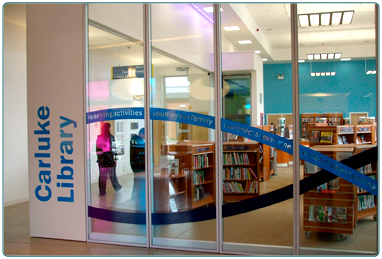 Carluke Library