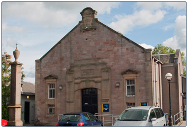 Carnwath Town Hall