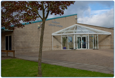 Link to Coalburn Leisure Complex swimming pool
