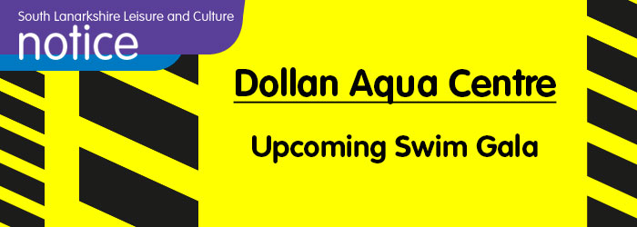 Dollan Aqua Centre Swim Gala