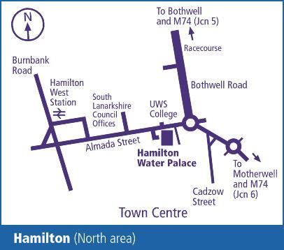 Hamilton Water Palace