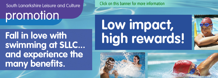 Fall in Love with Swimming at SLLC