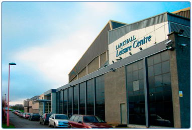 Link to Larkhall Leisure Centre swimming pool