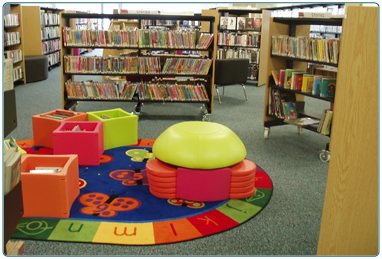 Larkhall Library