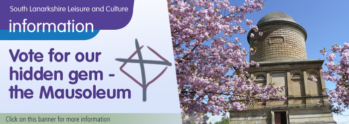 Vote for our hidden gem - the Mausoleum