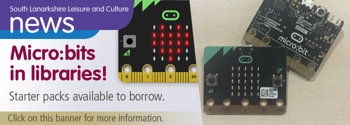 Micro:bits in libraries
