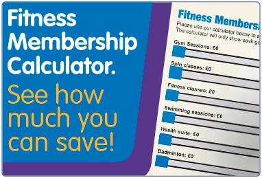 Fitness Membership calculator