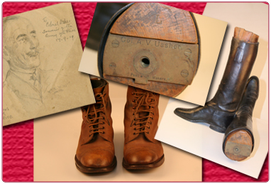 WW1 Boots