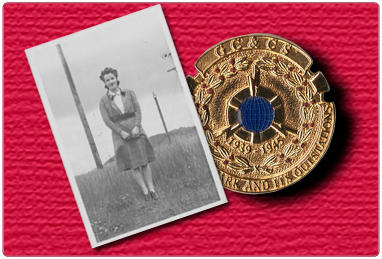 WW2 Special Service Commemorative Badge