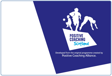 Positive Coaching Scotland