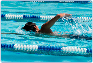 Pre-club -competitive swimming at South Lanarkshire Leisure and Culture