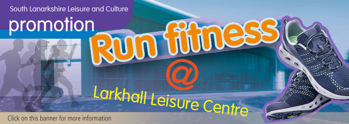 Run Fitness at Larkhall Leisure Centre