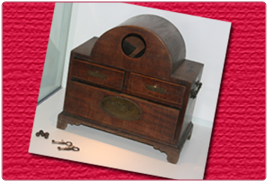 Ballot Box: Hamilton Liberal Society 1801