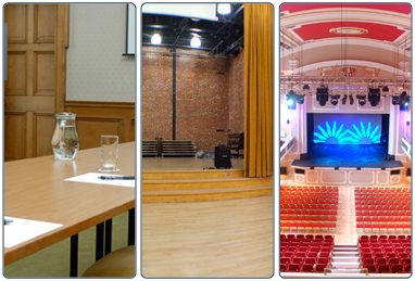 Westwood Hall venue hire