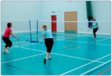 Stewartfield Sports Centre Halls