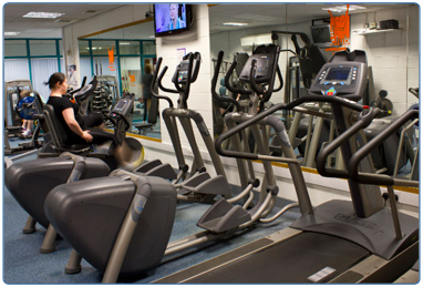 The Gym at Strathaven Leisure Centre