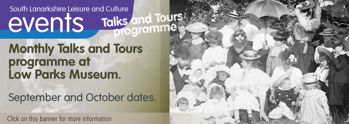 Films, Talks and Tours in Low Parks Museum