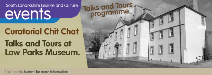 Talks and Tours in Low Parks Museum