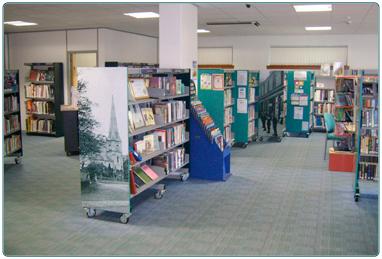 Uddingston Library