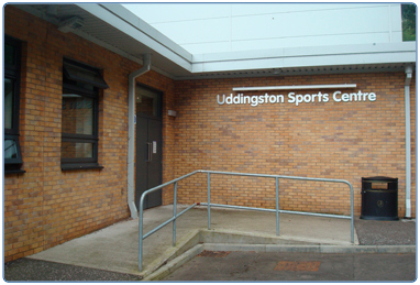 Uddingston Sports Centre
