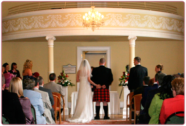 Weddings at Low Parks Museum