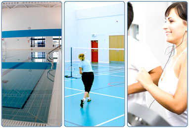 Leisure Centres at South Lanarkshire Leisure