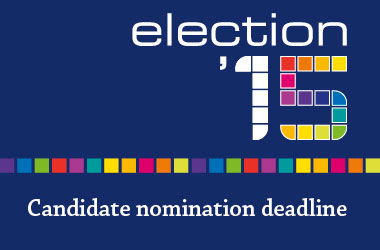 Prospective candidates can attend a special Election Awareness Session