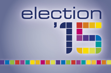 2015 Election logo