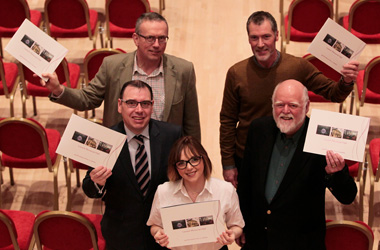 A brand new brochure has been launched to help businesses who wish to host events at Lanark Memorial Hall.