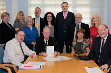 new Business Gateway contract awarded to local company Lanarkshire Enterprise Services (LESL)
