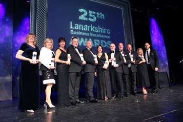 Lanarkshire Business Awards 2018 - all winners