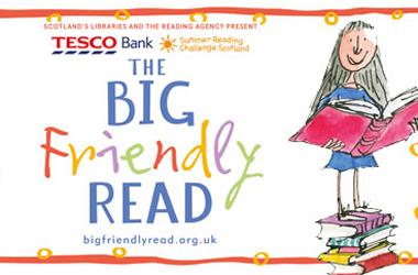 part of Big Friendly Read banner on SLLC website