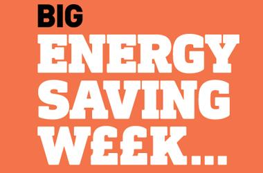 Big energy saving week logo