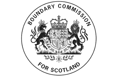 Boundary Commission for Scotland logo