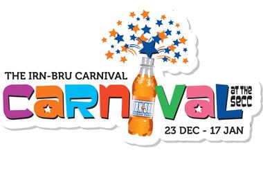 Irn Bru Carnival logo 2015