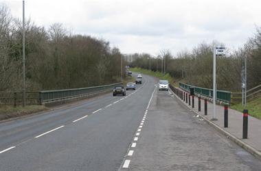 Cander Bridge - © Copyright G Laird and licensed for reuse under this Creative Commons Licence  http://www.geograph.org.uk/photo/
