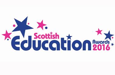 Scottish Education Awards 2016 logo
