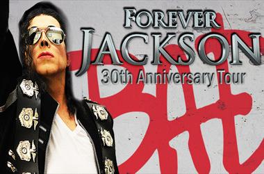 Forever Jackson poster