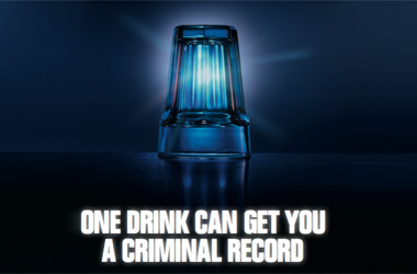 Scottish Government and Road Safety Scotland campaign raising awareness of consequences of drink driving over festive season